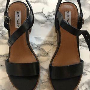 Steve Madden Belinda leather sandals